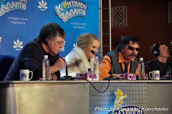 Члены жюри: Юрий Кукузенко, Светлана Захарова, Геннадий Дыбовский.