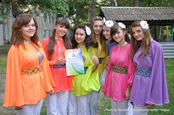 Ансамбль «Квiтонька» (Луганск)