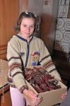 Компания «КОНТИ» устроила воспитанникам школы сладкую жизнь
