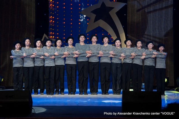 Народный ансамбль «Барвинок», Луганск