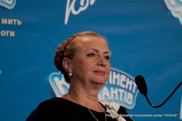 Вице-мэр Харькова Светлана Горбунова-Рубан в жюри «КОНТИНЕНТа талантов»