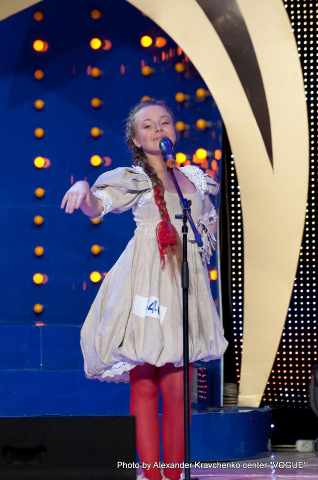 Валерия Симулик, вокал