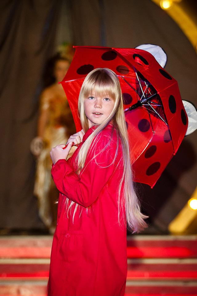 Бондаренко Евангелина Принцесса осени Призер портала В городе