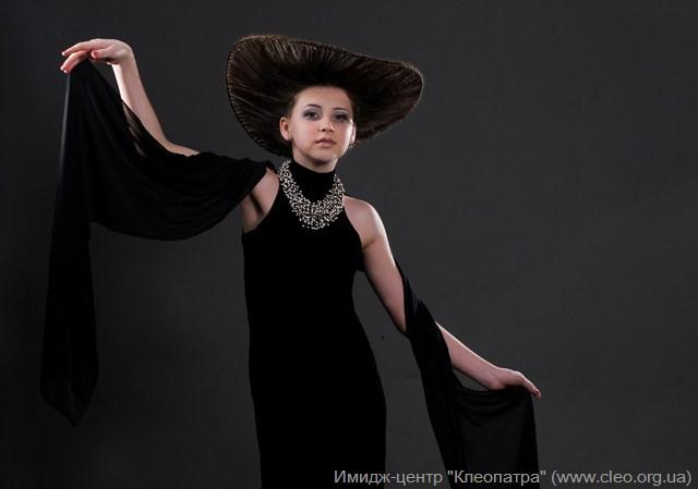 Прически Виктории Дворянчиковой
